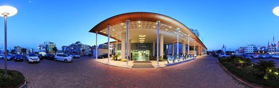 Memorial Antalya Hastanesi / ANTALYA